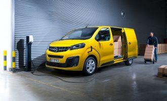 Električni Opel Vivaro-e stiže na jesen