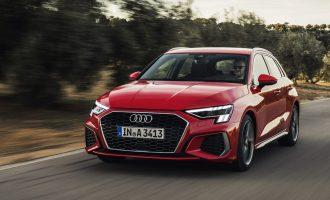 Galerija: Audi A3 Sportback