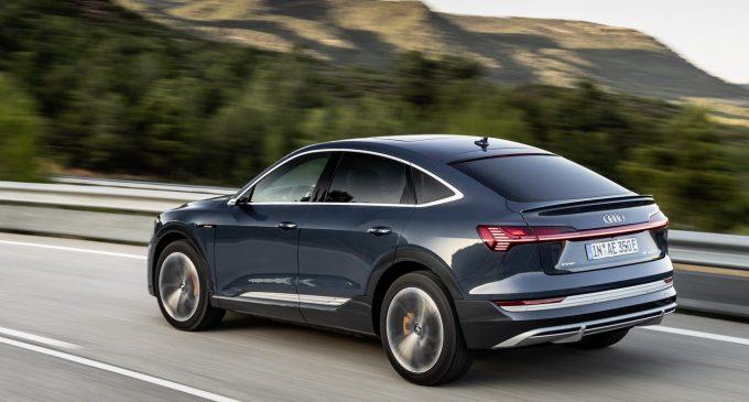 Audi E-Tron Sportback je realnost koju ćemo viđati i kod nas