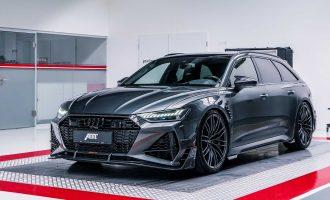 Audi RS6-R by ABT sa 740 KS je deo svakodnevice nemačkog tjunera