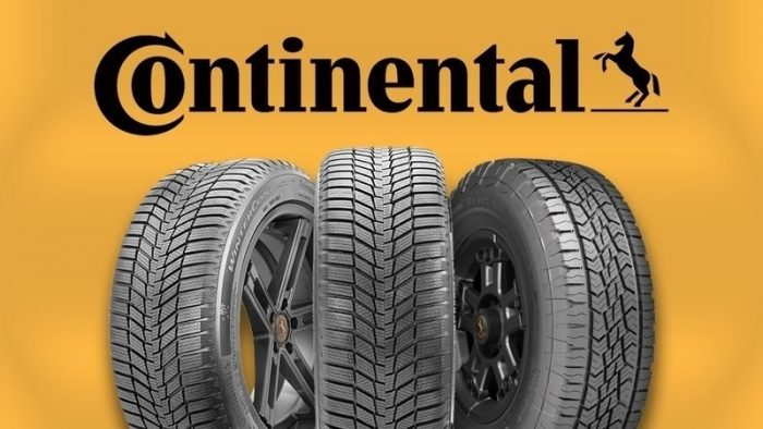 kit commerce continental & general tire gume
