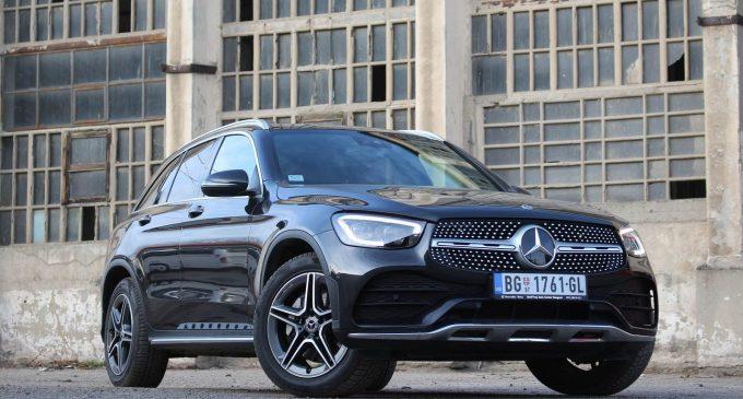 Redizajnirani Mercedes GLC 220 d 4Matic na testu Auto magazina