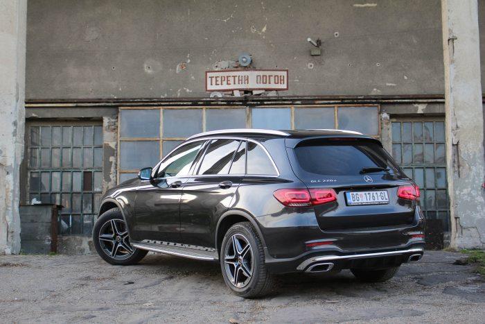 Auto magazin Srbija Test Mercedes-Benz GLC 220 d 4MATIC