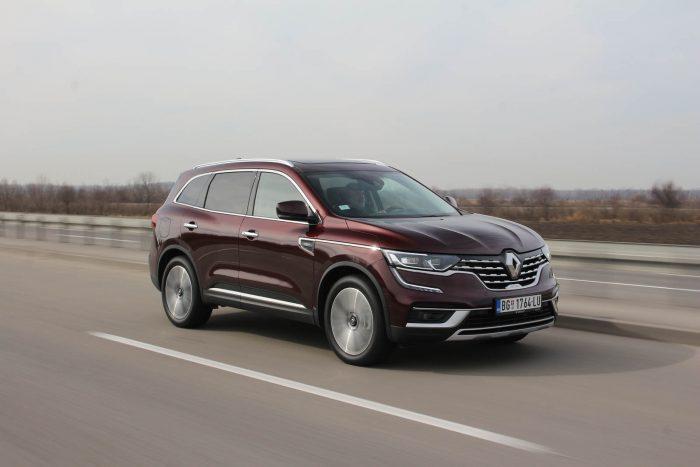 Auto magazin Srbija renault Koleos 2.0 dCi