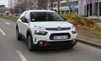 Testiramo Citroën C4 Cactus Blue HDi 100 Shine