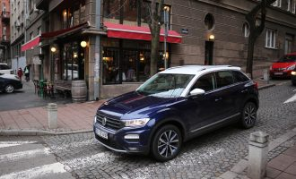 TEST: VW T-Roc 1,0 TSI Style