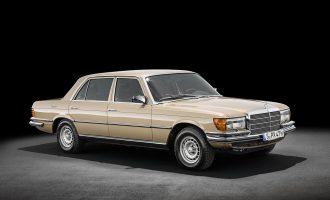 Mercedes 450 SEL 6.9 pojavio se pre 45 godina