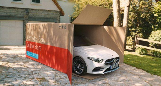 Mercedes-Benz počeo s isporukama vozila na kućnu adresu