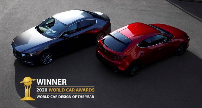 Mazda 3 je najbolje dizajniran auto na svetu za 2020. godinu