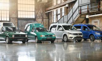 VW Caddy evolucija: sve je počelo u Sarajevu