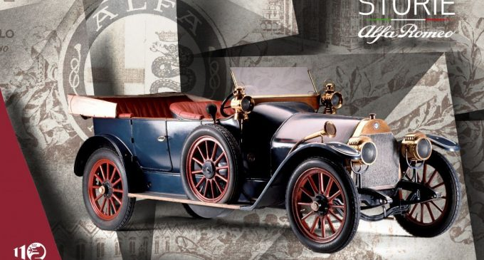 """""""Storie Alfa Romeo"""" – pregled 110 godina istorije brenda 1. deo"""