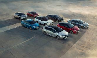 Toyota do sada prodala 15 miliona hibrida