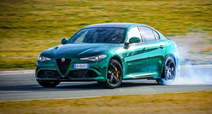 Redizajn i za modele Alfa Romeo Giulia & Stelvio Quadrifoglio