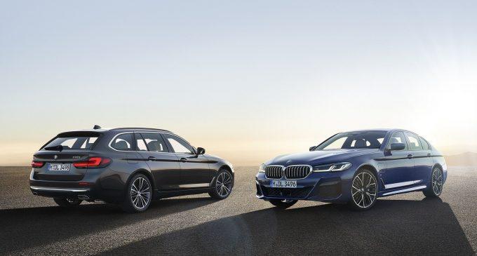 Premijera: redizajnirani BMW Serije 5 i Serije 6 GT