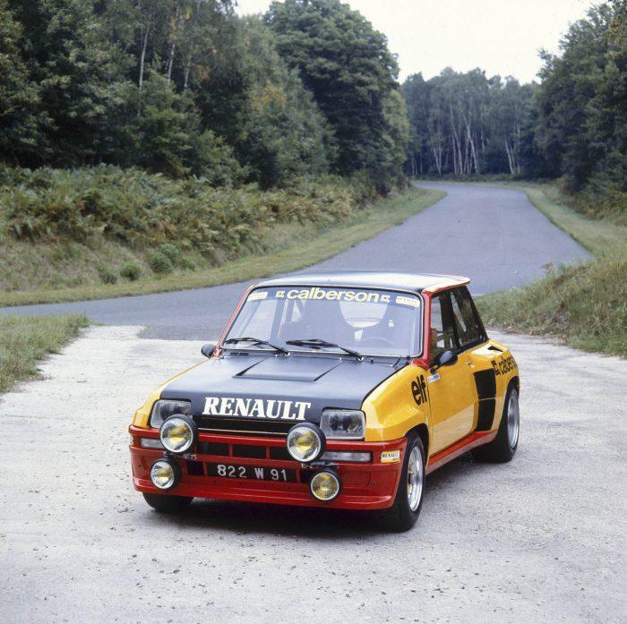 Auto magazin Srbija Renault 5 Turbo