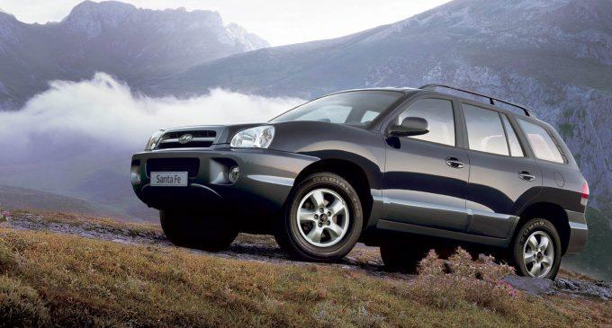Hyundai Santa Fe slavi 20. rođendan