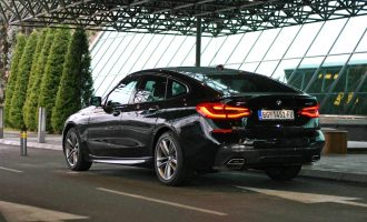 TEST: BMW 640i xDrive Gran Turismo
