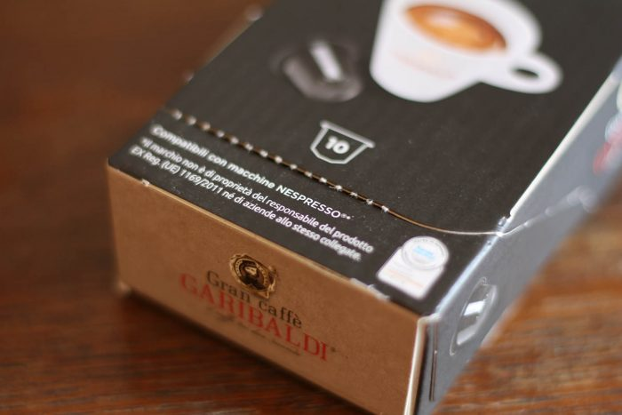 garibaldi kapsule nespresso patrone espresso planet beograd