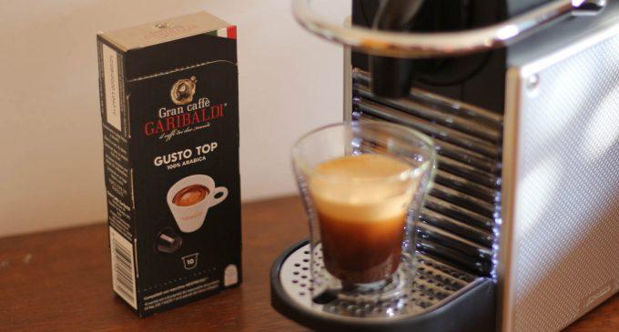 Garibaldi kapsule: kad poželite kvalitetnu kafu bez komplikacija