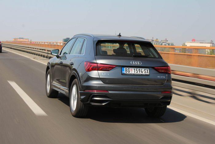 Auto magazin Srbija Test Audi Q3 35 TFSI S tronic