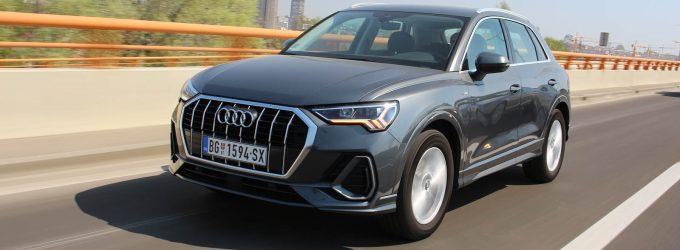 TEST: Audi Q3 35 TFSI S tronic