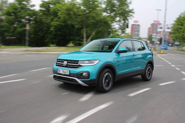 Auto magazin Srbija Test VW T-Cross 1.0 TSI