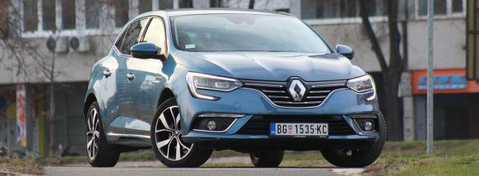 TEST: Renault Megane Bose TCe 140 FAP