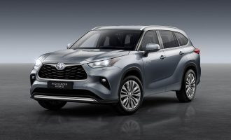 Toyota Highlander Hybrid stiže u Evropu