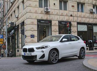 BMW X2 sDrive 18d na testu Auto magazina