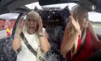 Švedska auto-škola: mokra metoda učenja vožnje