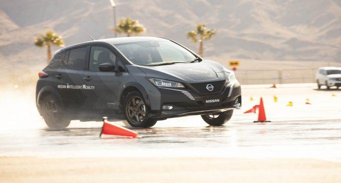 Nissan e-4ORCE je nova tehnologija za upravljanje na svim točkovima