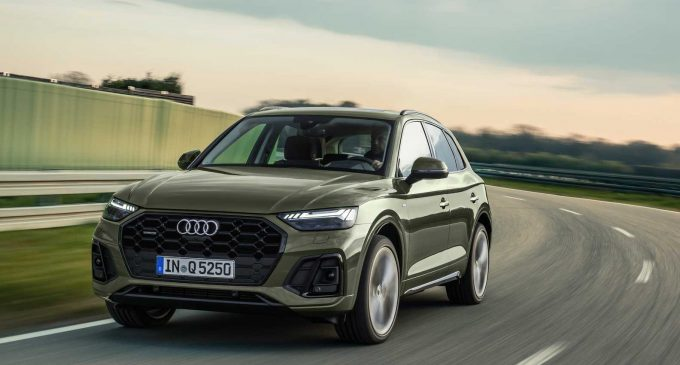 Redizajniran Audi Q5: govor svetla