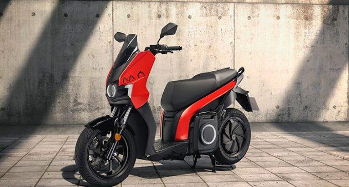 Premijera: Seat  MÓ eScooter 125