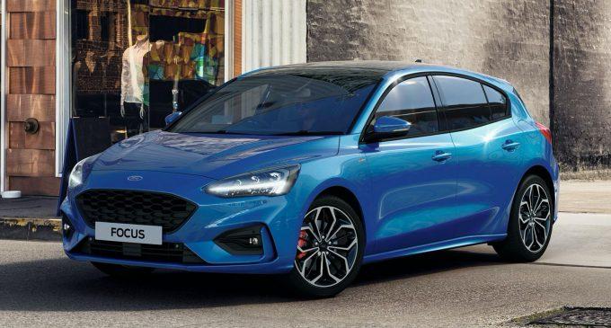Ford Focus dobio dva laka hibrida i digitalne instrumente