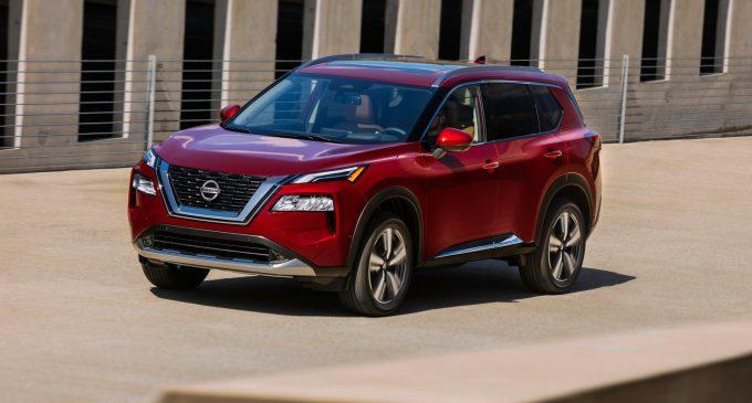 Ovo je potpuno novi Nissan X-Trail