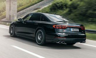 Audi S8 by ABT ima ubrzanja kao super-automobili