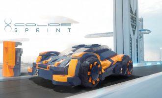Glasajte za Colide Sprint da uđe u Lego proizvodnju