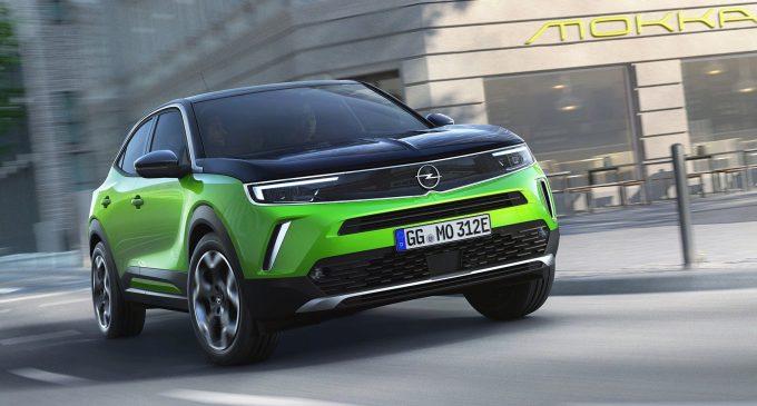Ovo je nova Opel Mokka