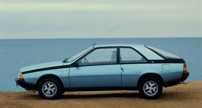 Pre 40 godina predstavljen je Renault Fuego