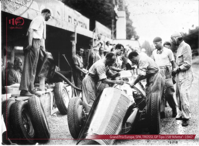Alfa Romeo istorija