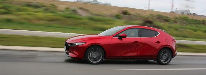 TEST: Mazda 3 Skyactiv-G122 Plus