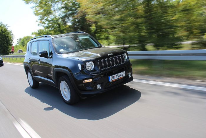 Auto magazin SrbijaTest Jeep Renegade