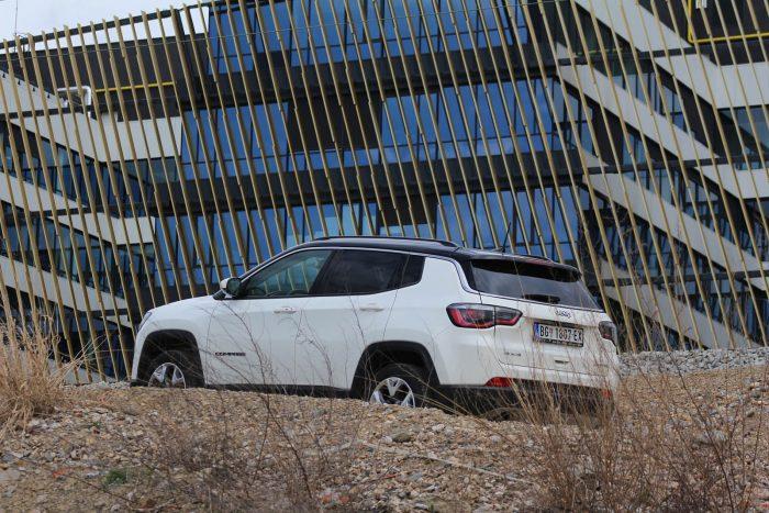 Auto magazin Srbija Test Jeep Compass 2,0 Mjet