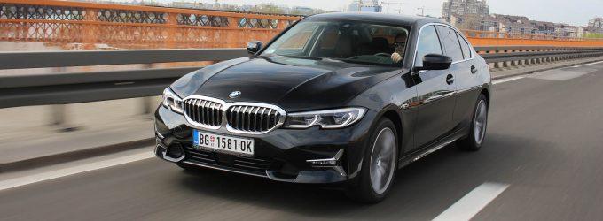 TEST: BMW 320d xDrive