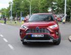 Toyota RAV4 Hybrid AWD na testu Auto magazina