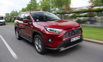 Toyota povećala tržišno učešće u Evropi