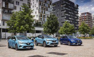 Renault hibridna gama startuje sa prodajom