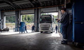 Volvo kamioni uvode Bronzani servisni ugovor