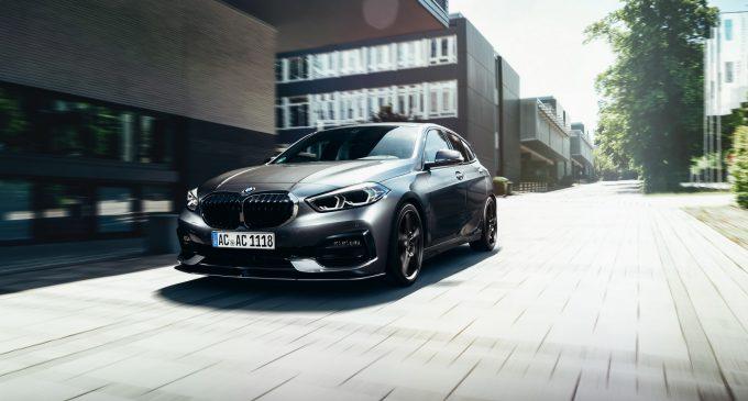 AC Schnitzer pripremio kit za BMW Serije 1