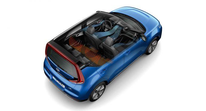Grejanje kabine bez uticaja na domet Kia električnih automobila